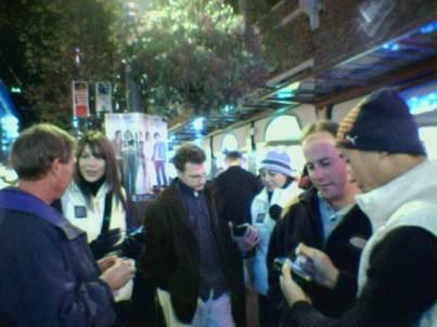 Chev and the City Street Team Program