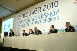 Vancouver 2010 Sponsor Workshop
