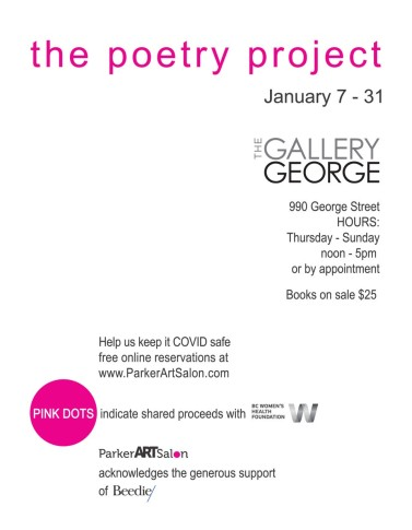 Poetry Project 2021